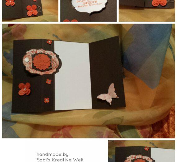 Geburtstags-Pop-up-Karte