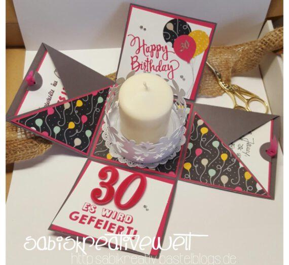 """HAPPY """"30"""""""