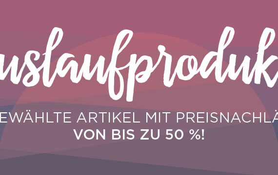 STARTSCHUSS FÜR DEN AUSVERKAUF 2017