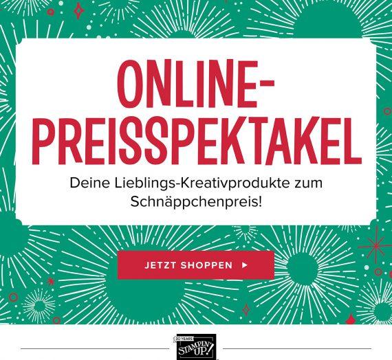 ACHTUNG! ONLINE-PREISSPEKTAKEL