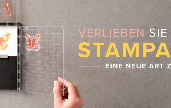 DARF ICH VORSTELLEN… STAMPARATUS, DER NEUE