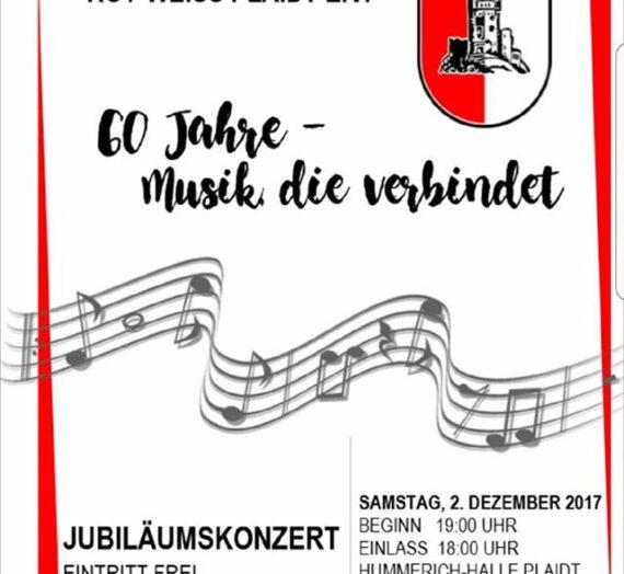 Jubiläumskonzert ~ MZ Plaidt