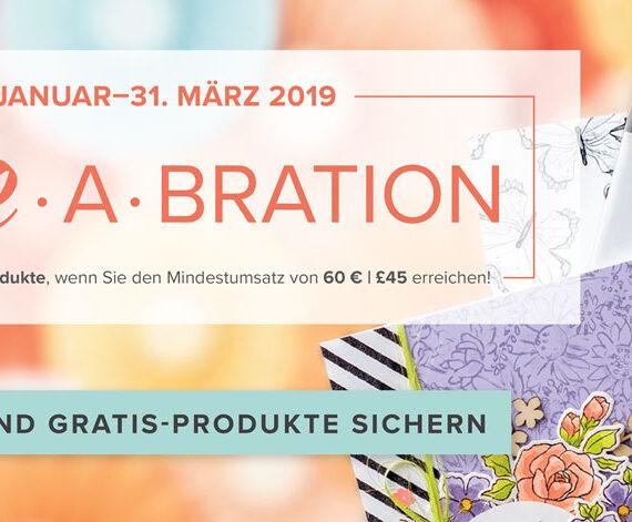 LET'S GO! FRÜHJAHR-/ SOMMERKATALOG UND SALE-A-BRATION BROSCHÜRE AB SOFORT ERHÄLTLICH!!!