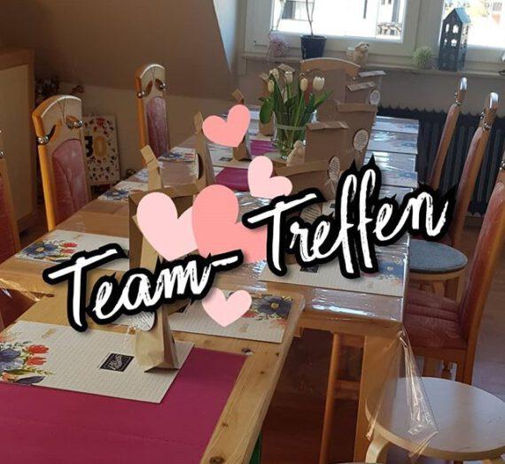 1. Team-Treffen CaSaKreativ
