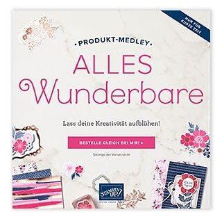 """Produkt-Medley """"Alles Wunderbare"""""""