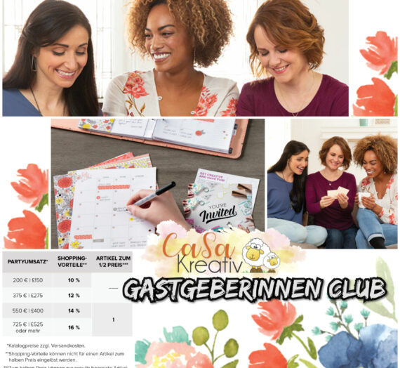 GASTGEBERINNEN CLUB