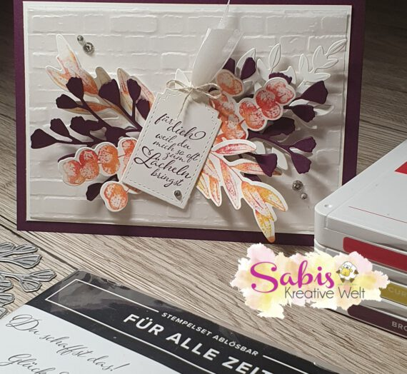 WE FALL IN… COLOURS – BLOGHOP OKTOBER