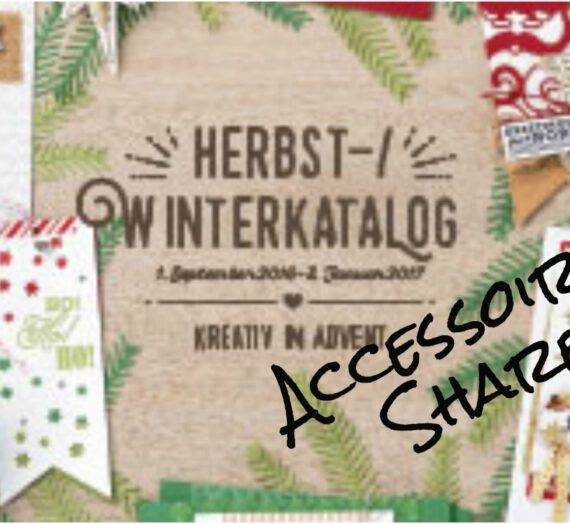 ACCESSOIRES SHARE HERBST-WINTER