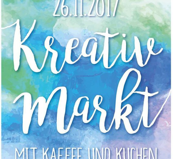 Kreativmarkt in Kesselheim