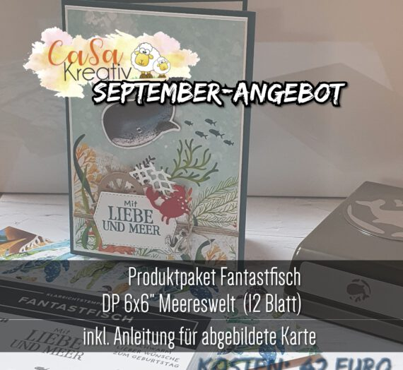 KREATIVANGEBOT SEPTEMBER