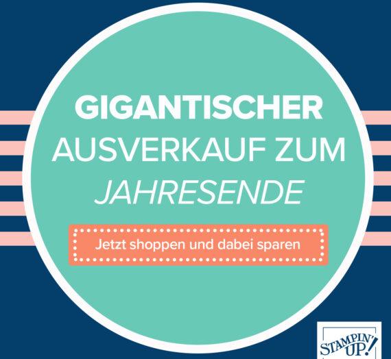 SCHNÄPPCHENJÄGER AUFGEPASST!