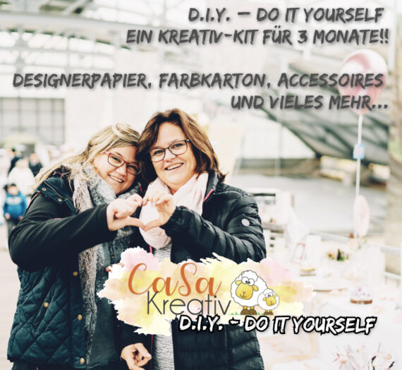 CaSaKreativ D.I.Y. -DO IT YOURSELF
